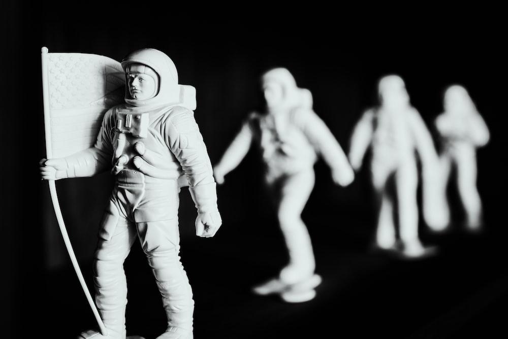 astronaut action figures