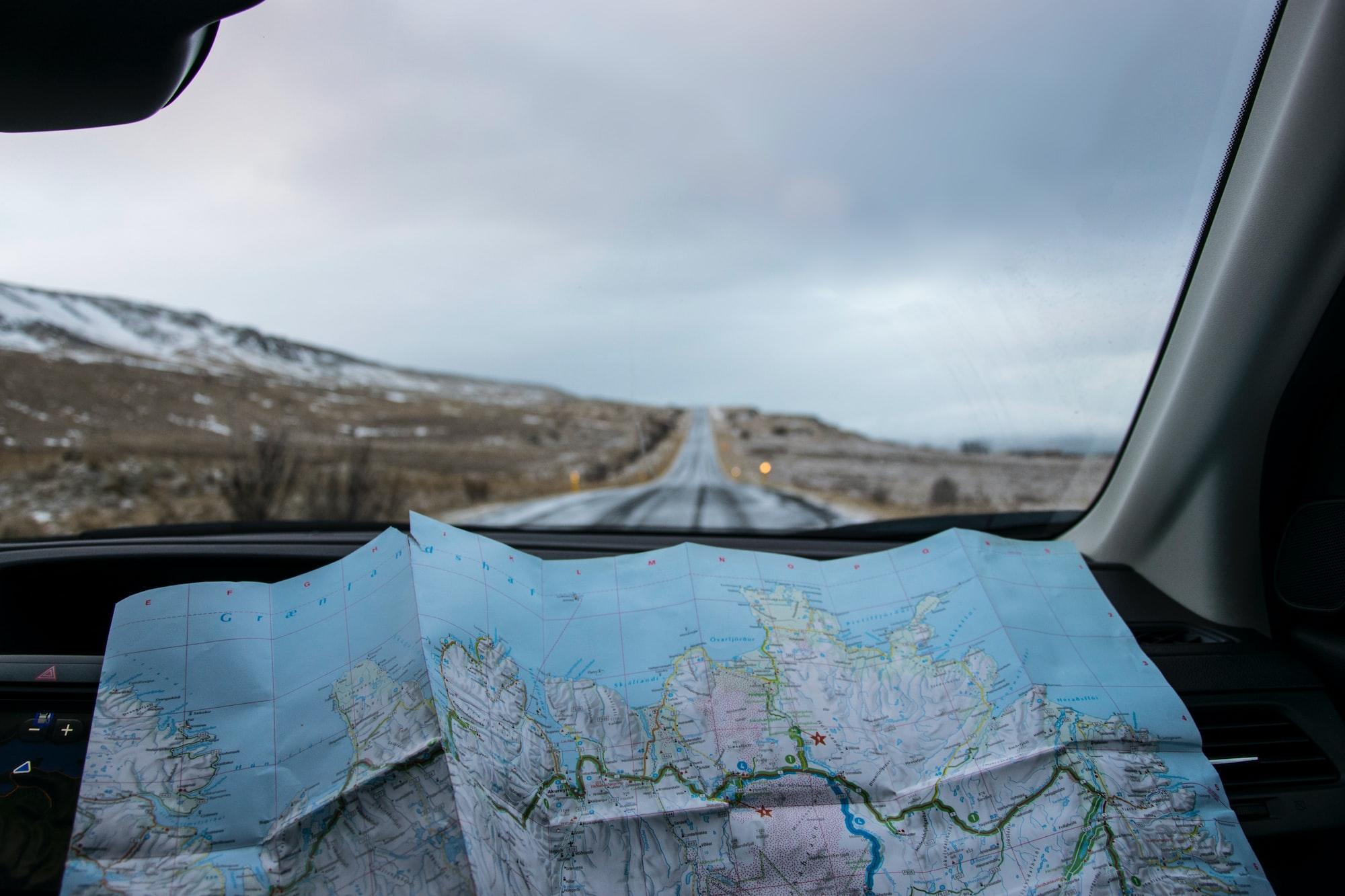 Go on a trip. Make an adventure.
