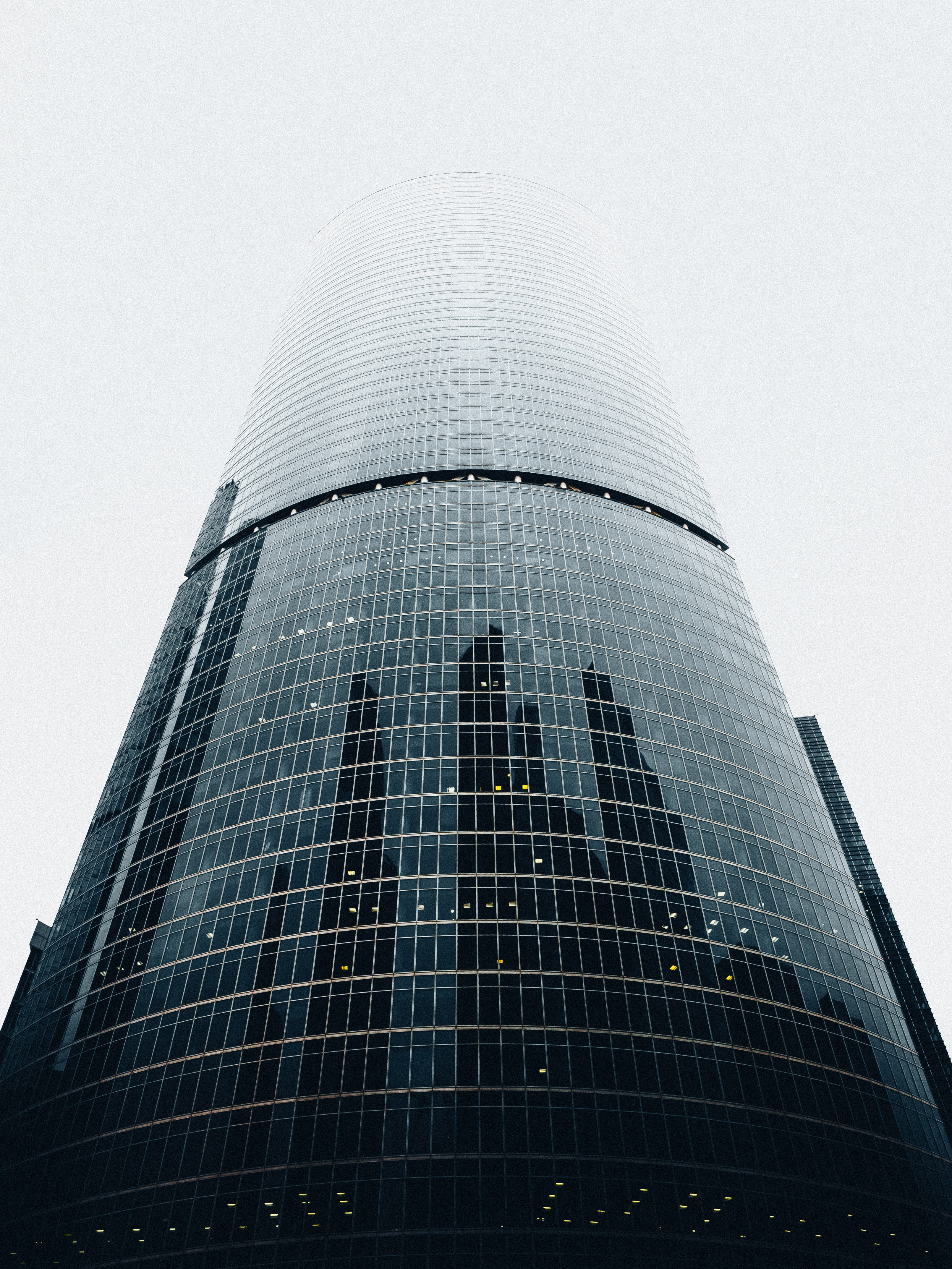 photo of high-rise building