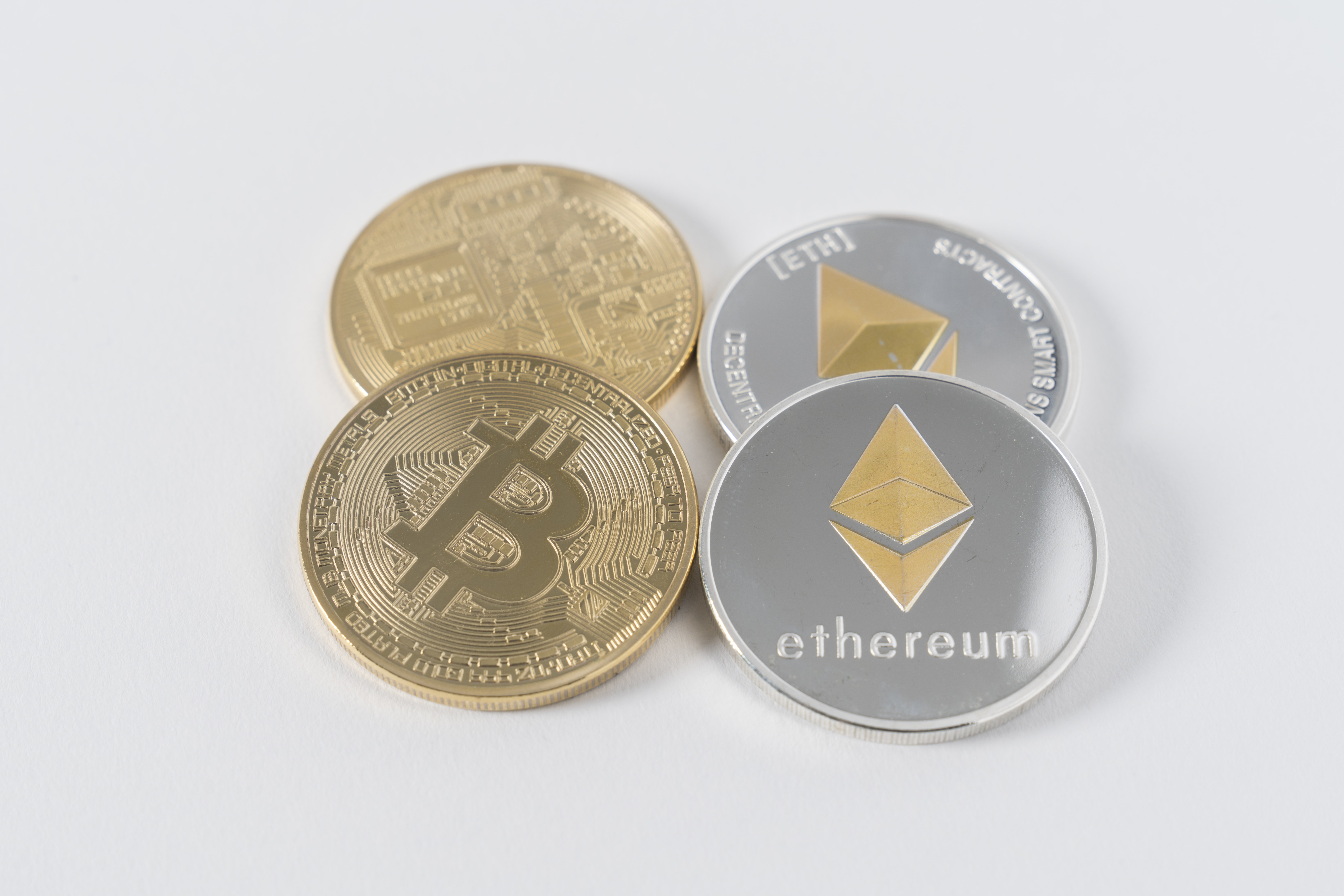 ethereum and bitcoins