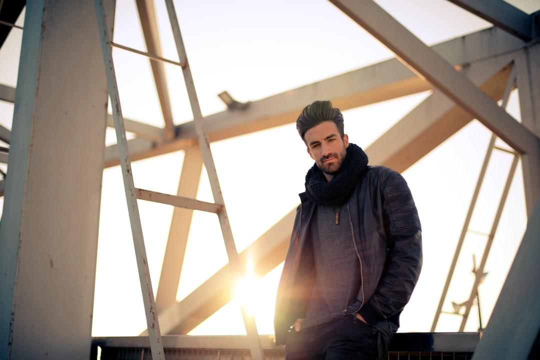Model Sergio Pereira