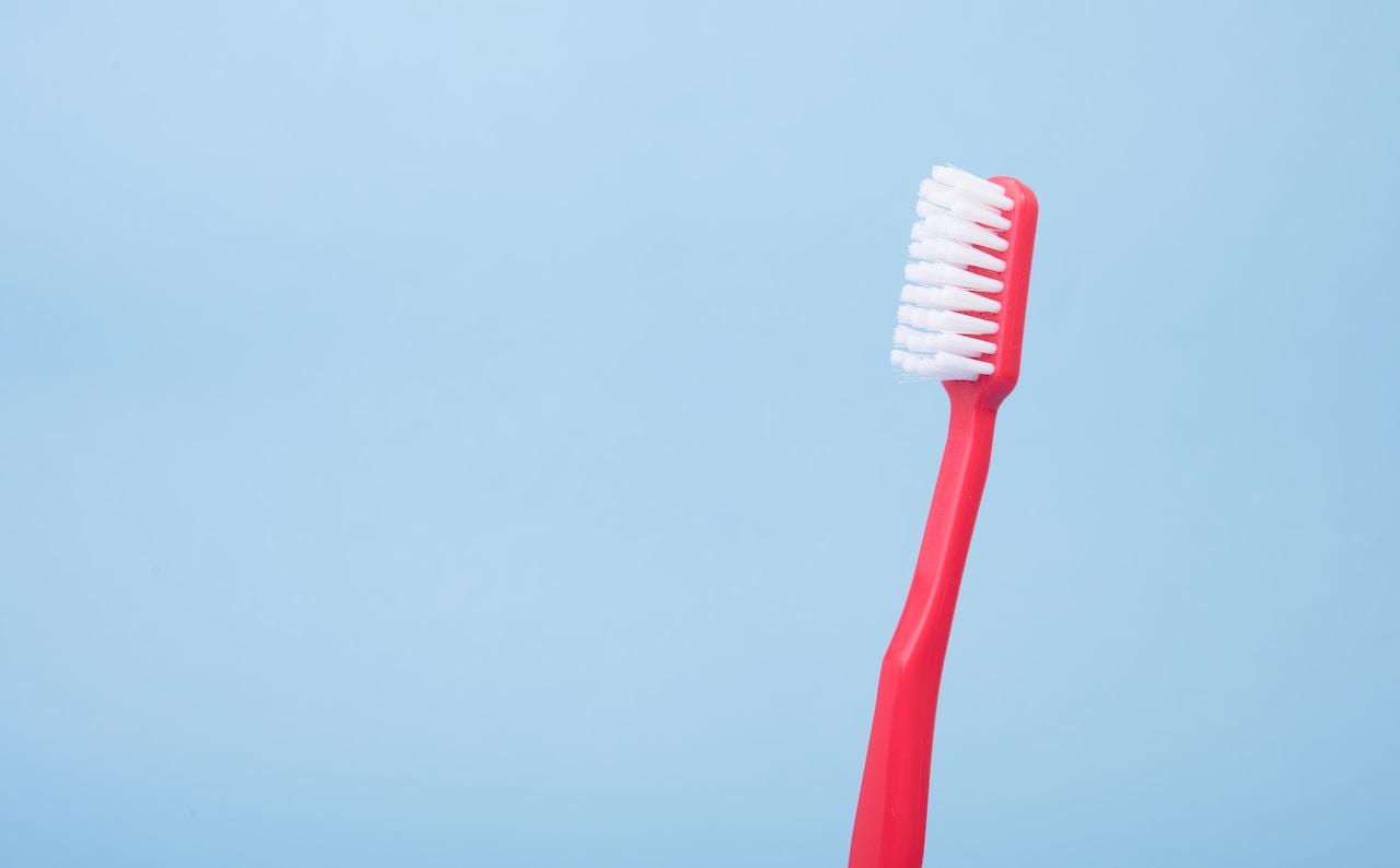 dentist in stoke tooth brush