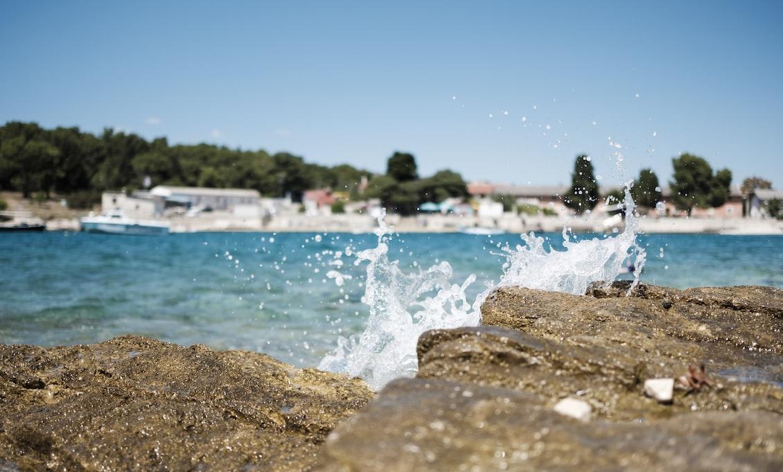 Playa d'en Bossa in Ibiza