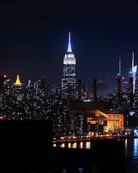 landscape photo of city scapes