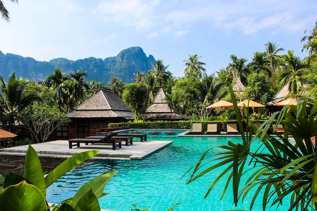 A spot of paradise