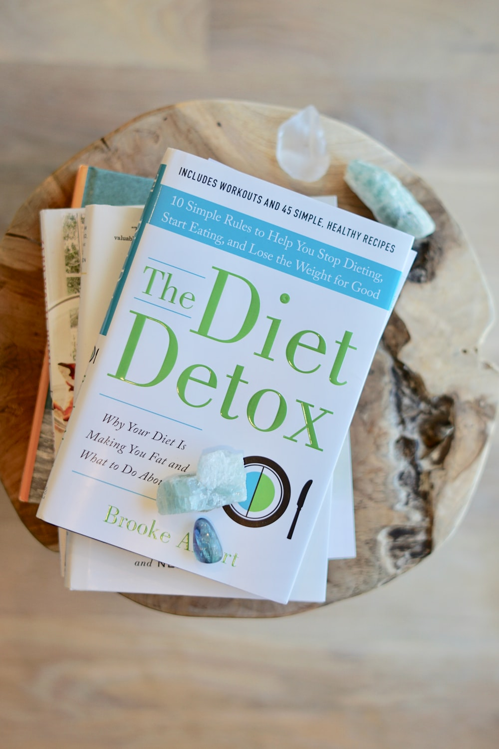 The Diet Detox book