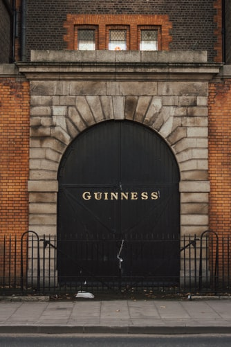 guinness is the father of nitrogen-charged drinks