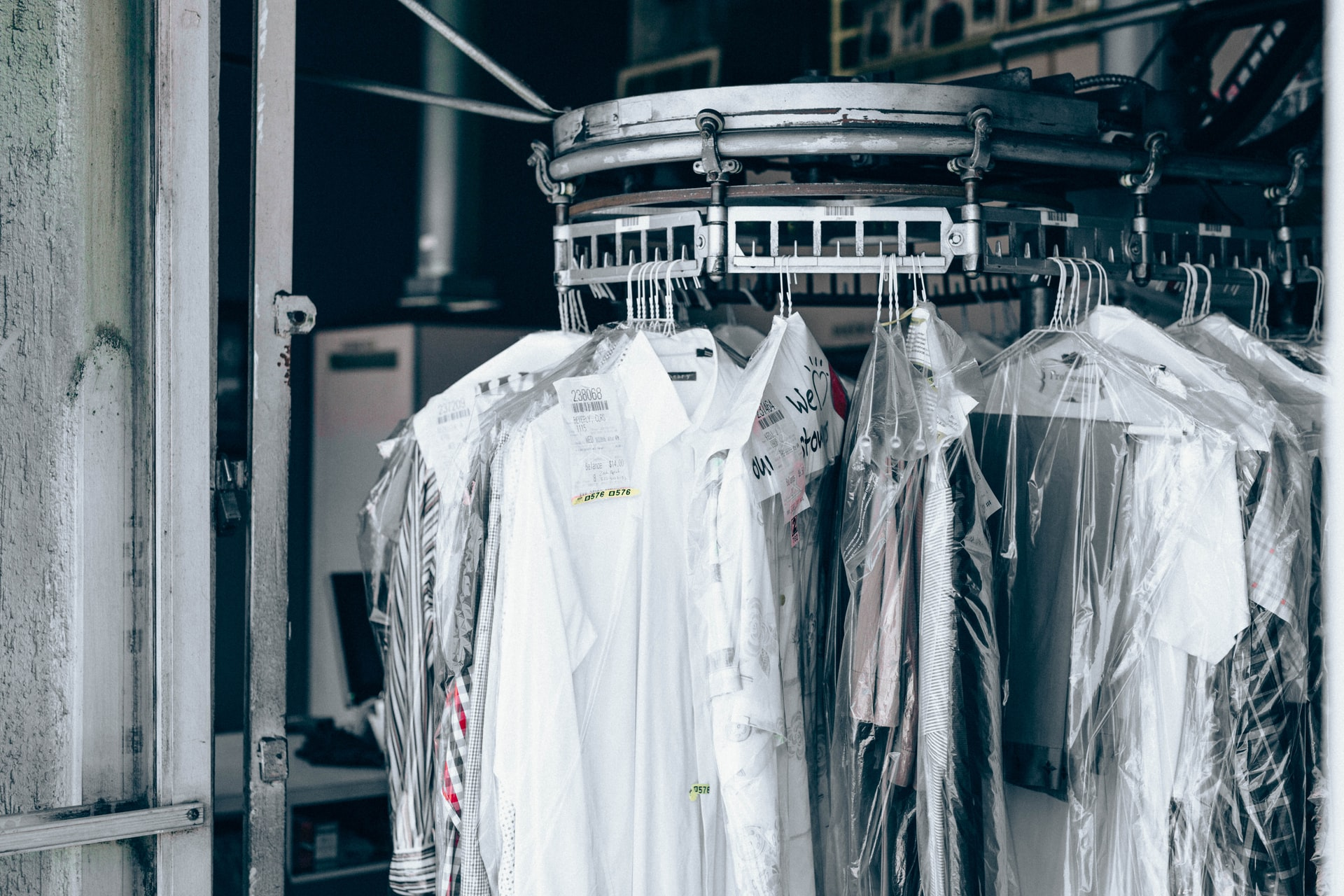 DRY CLEANERS image