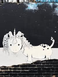 Beatrice, The Aloof Unicorn  stories