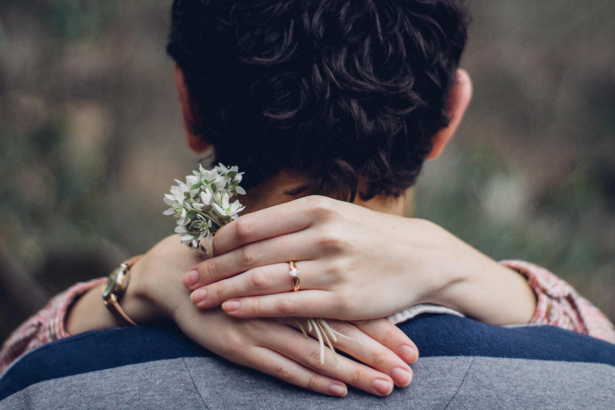 คู่รักแต่งงานกันบน Ethereum Blockchain