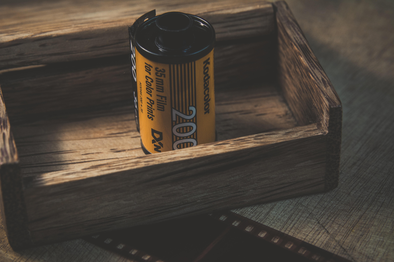 Film in a box