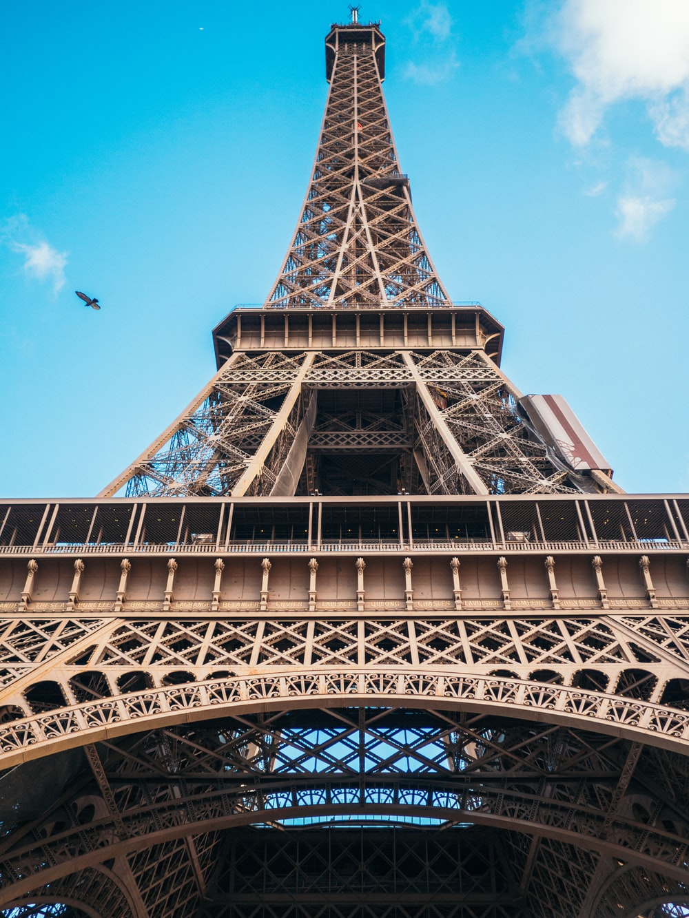 low-angle photography of Eiffel Tower, Paris, France
