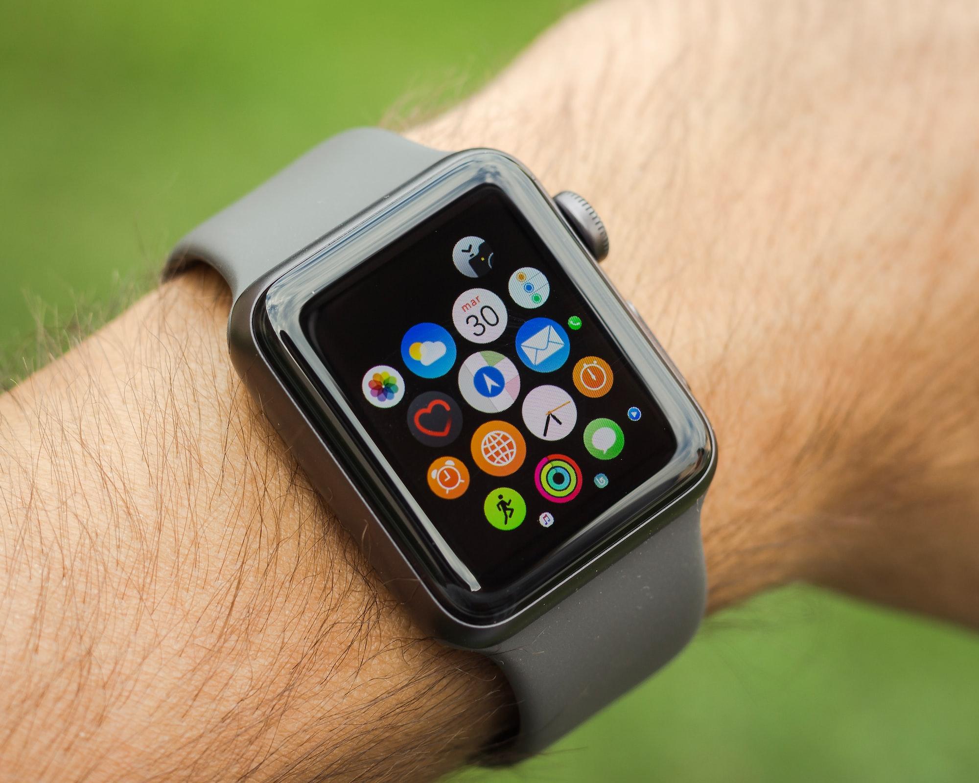 Como fazer uma captura de ecrã no Apple Watch