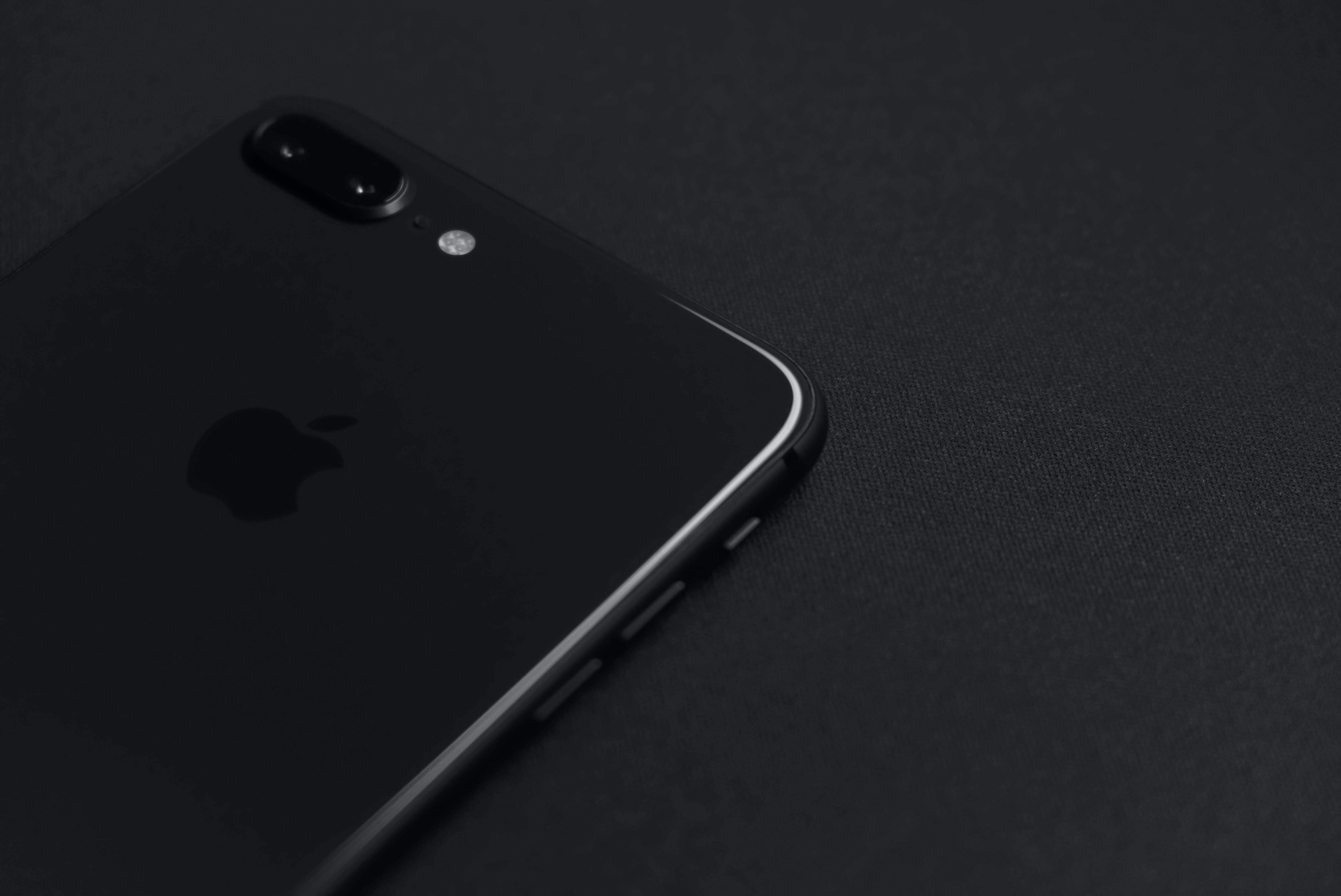 space gray iPhone 8 Plus