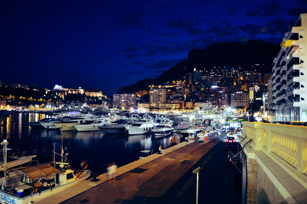 Monte carlo monaco ville monaco pictures download free images on city at night publicscrutiny Choice Image