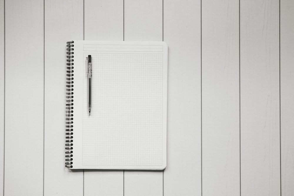 graphing notebook