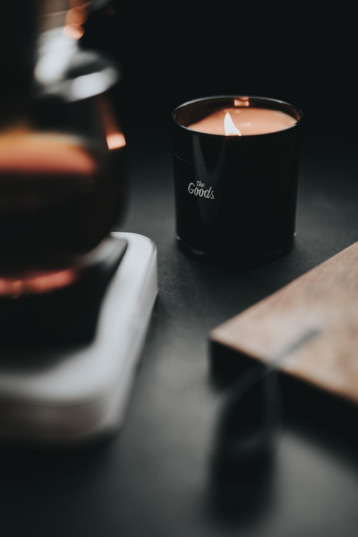 meilleures idées pour remplir les bas de Noël: bougie