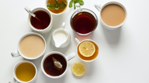 Three Detox Teas To Lose Weight!
