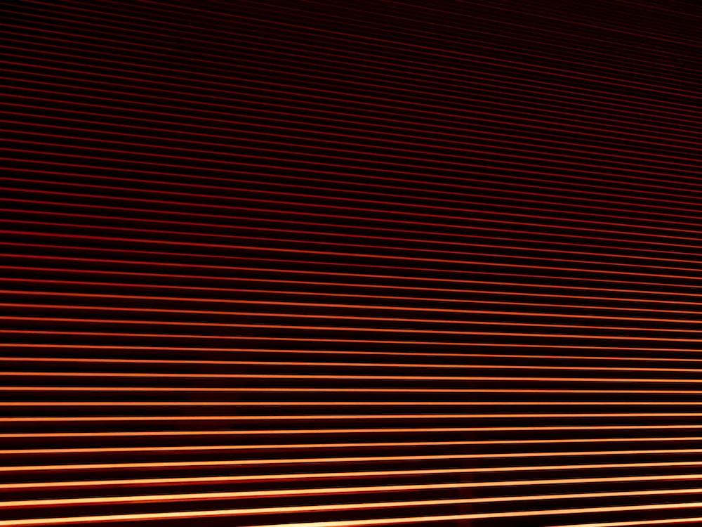 brown striped wallpaper