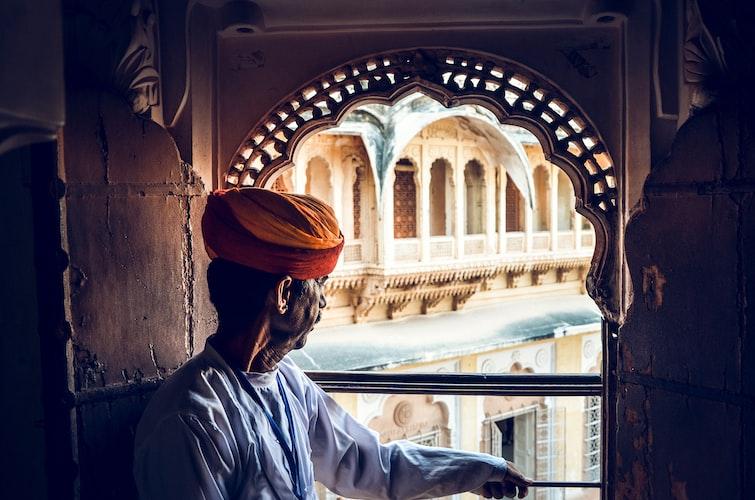 Mehrangarh Fort in Jodhpur during Rajasthan tour Itinerary