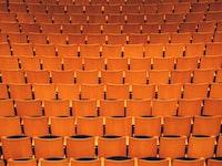empty theater seat