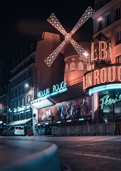 Moulin Rouge building