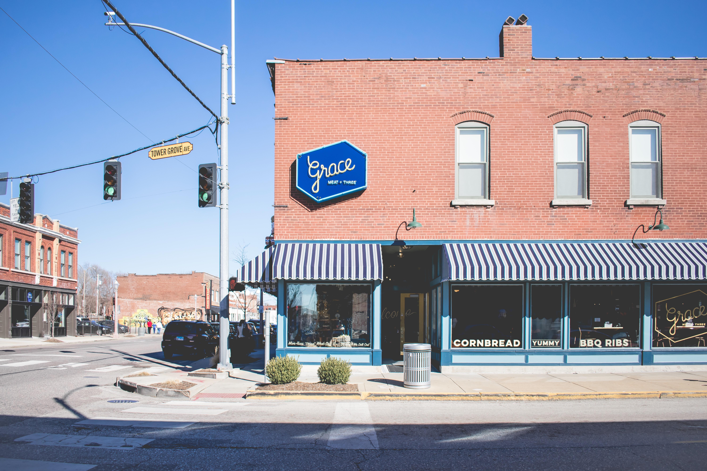 Grace restaurant building
