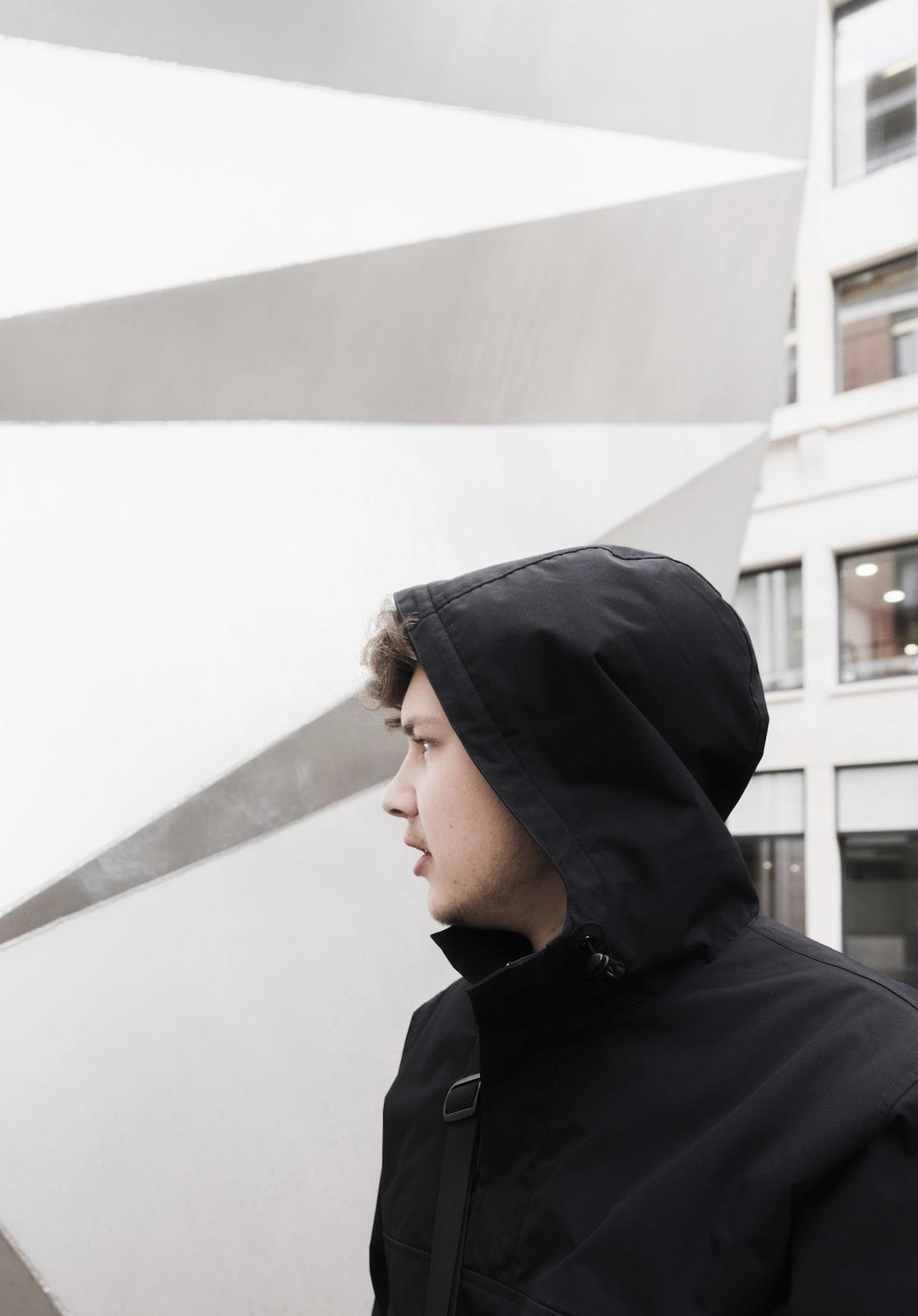 London // Model: Jordan Hibbert