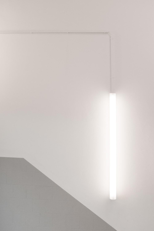 white fluorescent