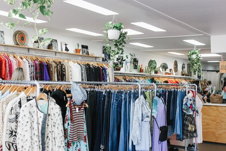 Comprar ropa usada