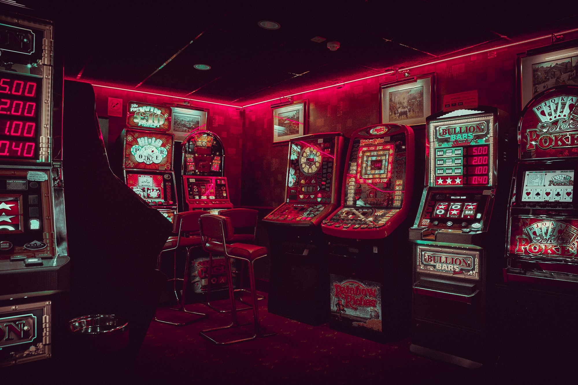 ◎ Drafts №4 | Living in the Jackpot