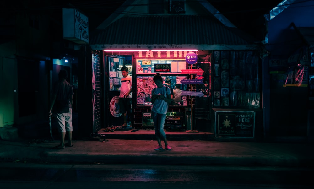 Tattoo Neon Pictures | Download Free Images on Unsplash