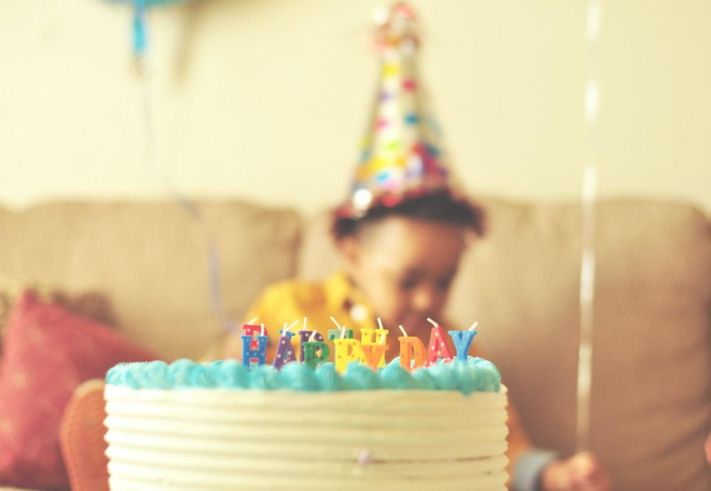 Birthday cake, cake, dessert and food | HD photo by Rahel Daniel ...