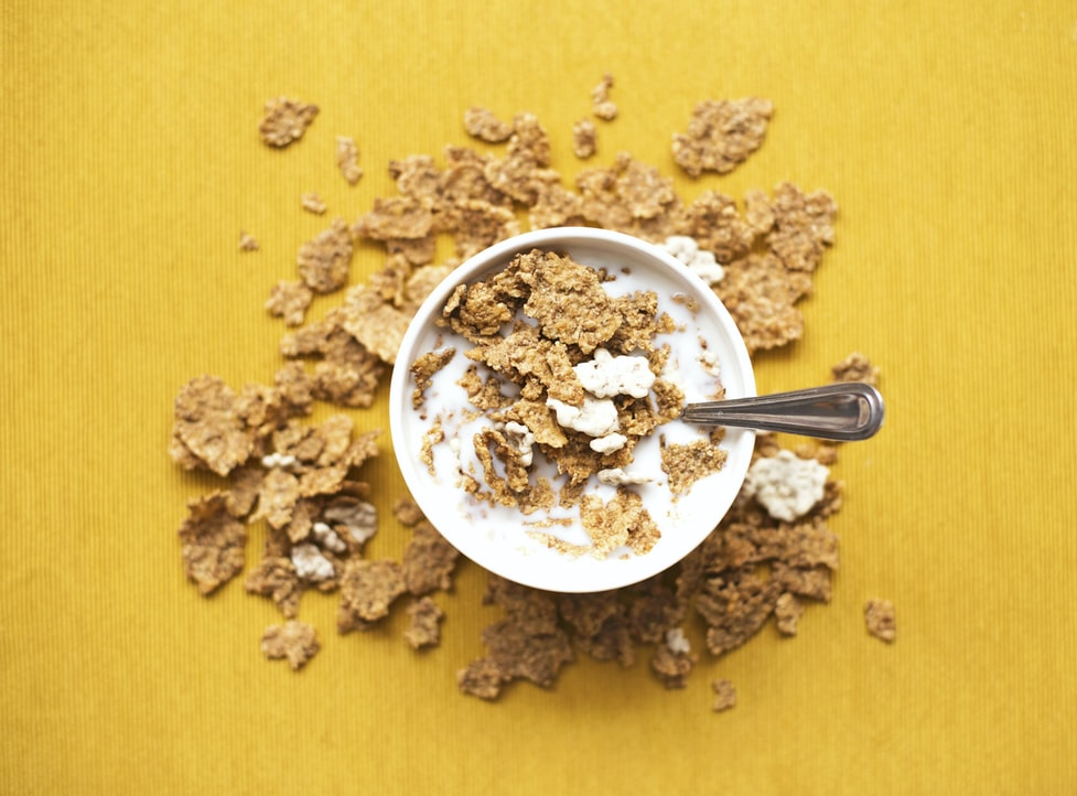 The average American will eat about 11.9 pounds of cereal per year.