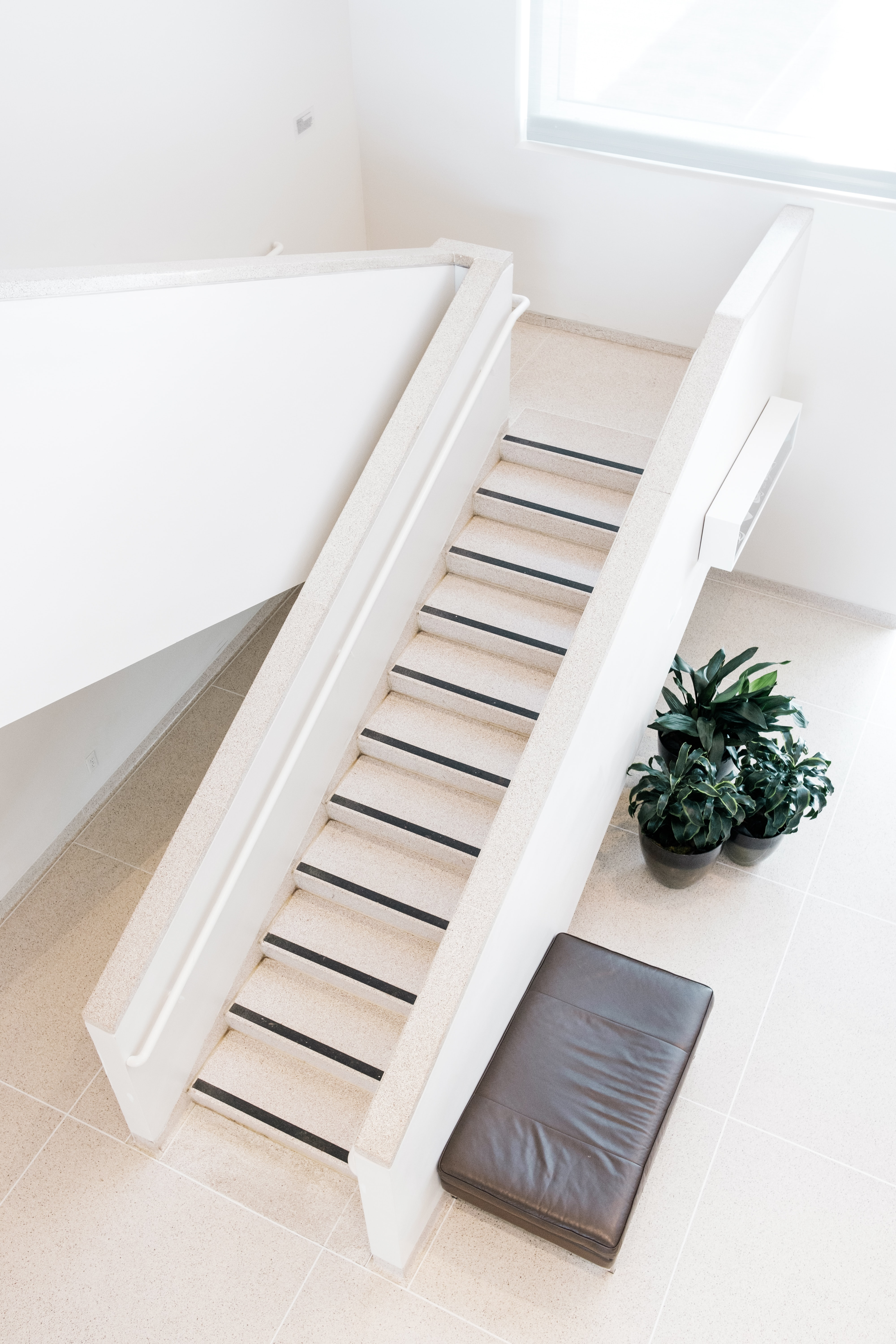 photo of empty stairs