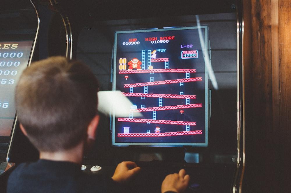 houston arcade and amusments