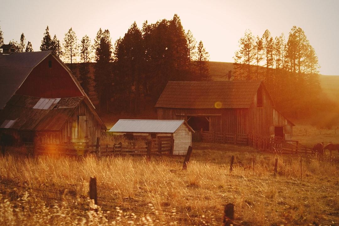 Hidden Washington Farm