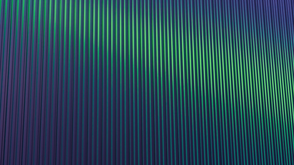 green and blue strips wallpaper