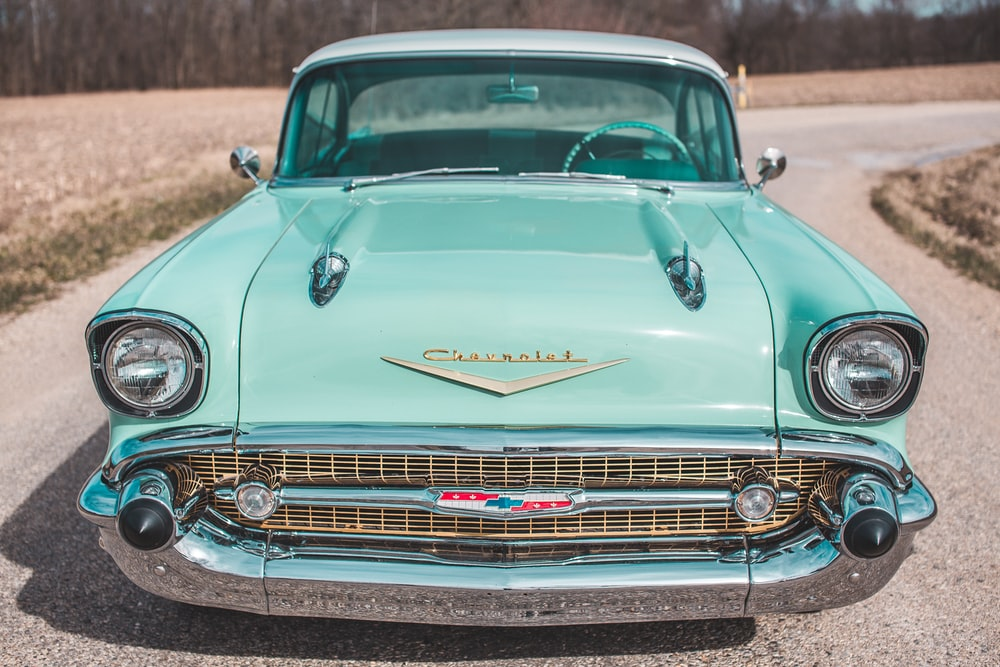 View Car Aesthetic Vintage