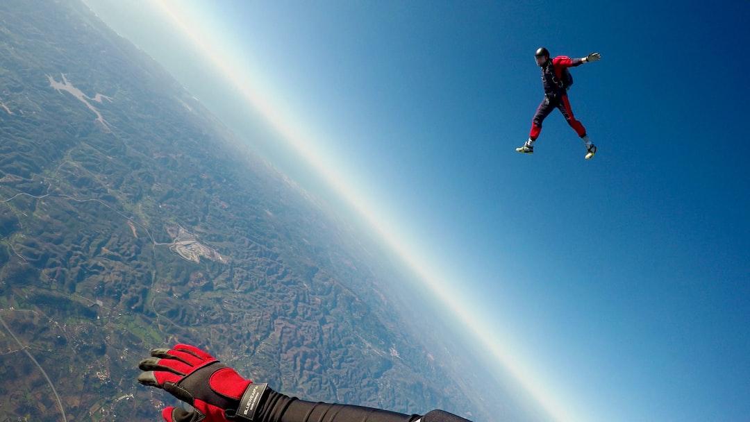 Skydive in Algarve