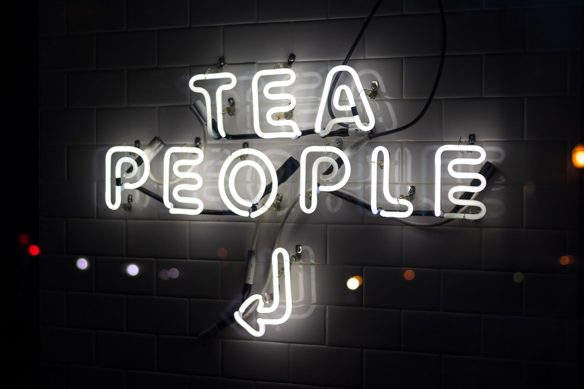 The Tea on Tea