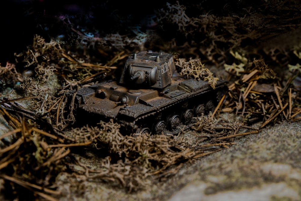 military tank toy