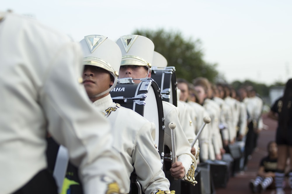 Marching Band Pictures Download Free Images On Unsplash