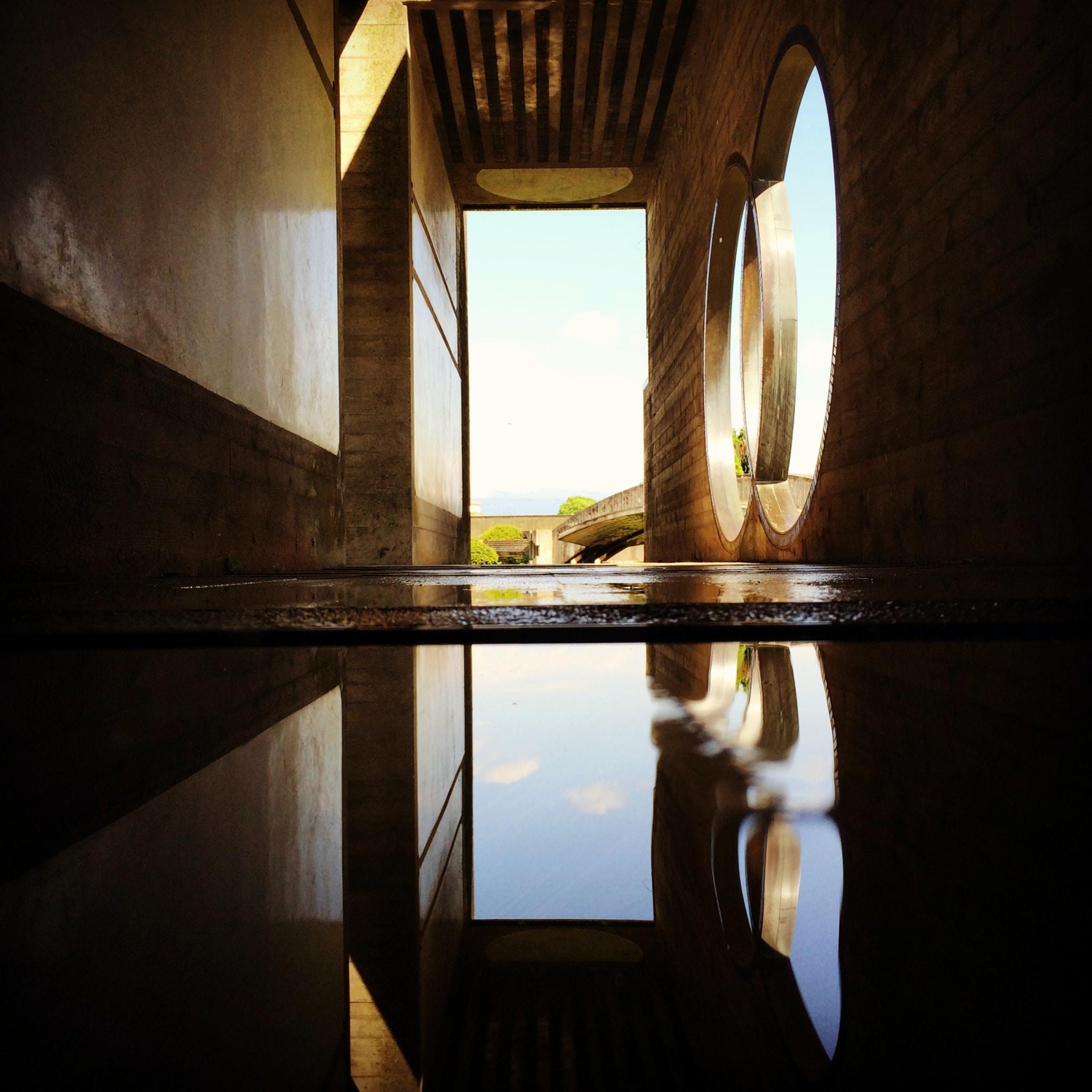 low angle photo of floor near wall