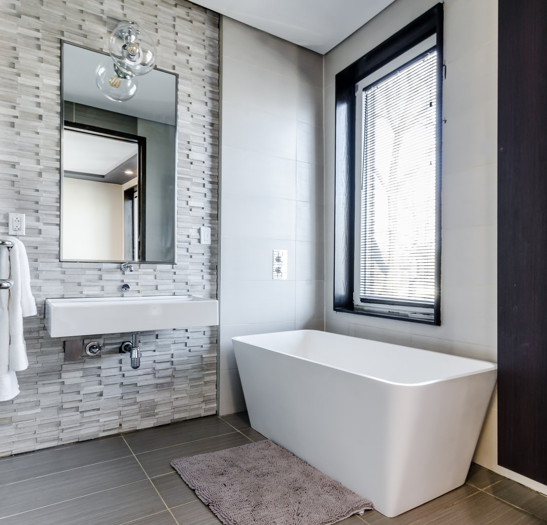 relax in this gorgeous tub