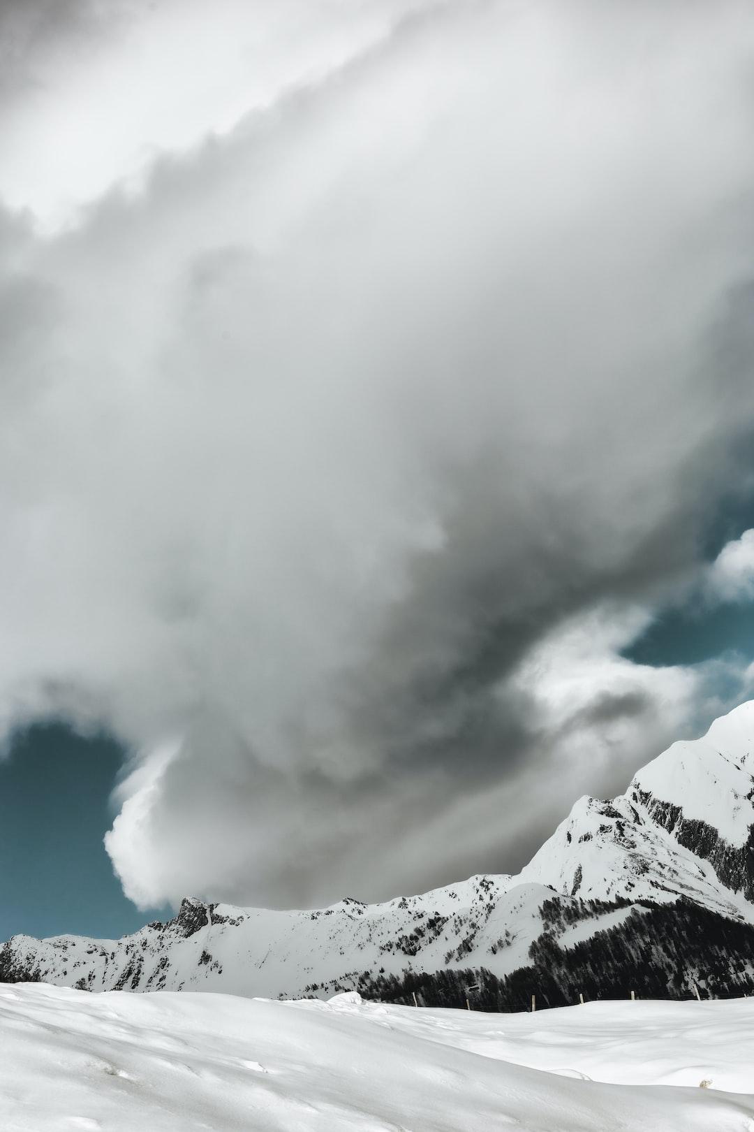 Wonder of clouds!