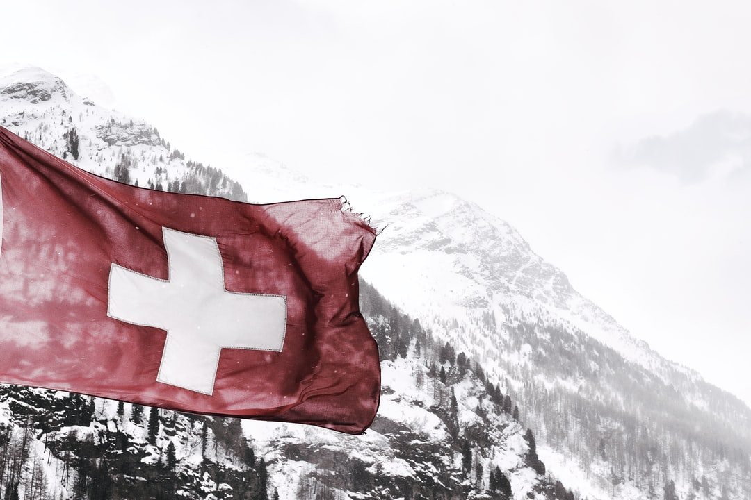 """Swiss flag"""