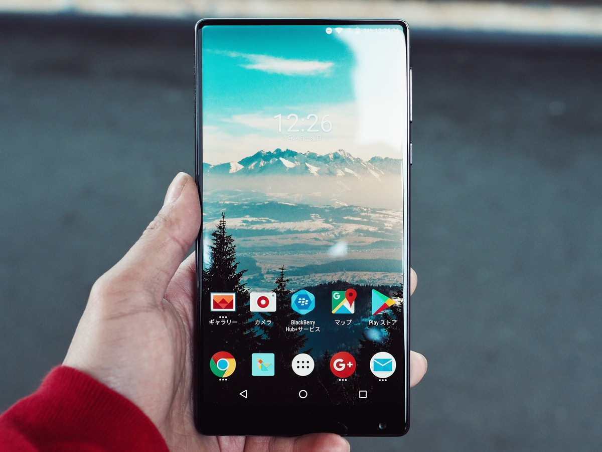 5 Android Mockup Designs for Various Objectives
