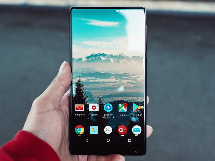 android phone hosting progressive web application
