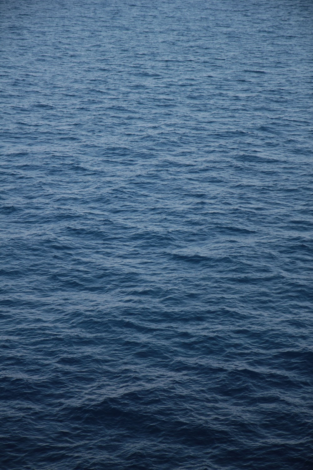 blue body of water at daytime
